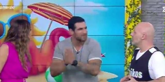 Ελένη Χατζίδου: Η απίστευτη αντίδραση της όταν ο Μουτσινάς την ρώτησε για τον τσακωμό με τον Γκουντάρα