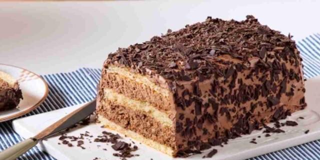 Γλυκό ψυγείου κόλαση με σοκολάτα και λικέρ καφέ - Ονειρική συνταγή