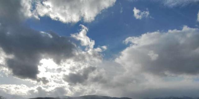Καιρός ΕΜΥ 14/7 - Με ισχυρούς ανέμους, πτώση θερμοκρασίας και τοπικές βροχές η Τρίτη
