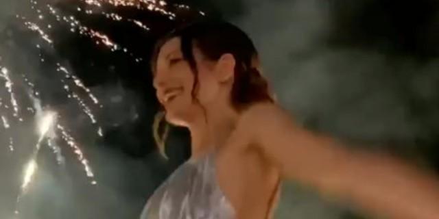 GNTM - Άννα Μαρία Ηλιάδου: Τα γενέθλια υπερπαραγωγή - Η πισίνα, τα δεκάδες πυροτεχνήματα και το... βανάκι