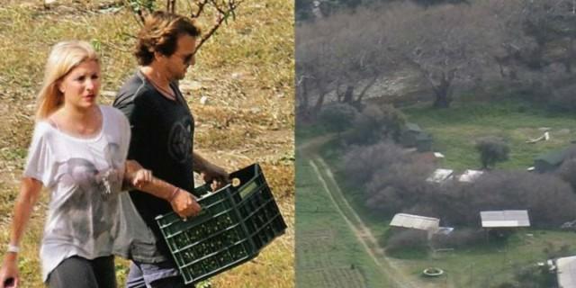 Ματέο Παντζόπουλος: Το Όναρ πήρε ξανά ζωή - Η νέα φωτογραφία από τον κήπο