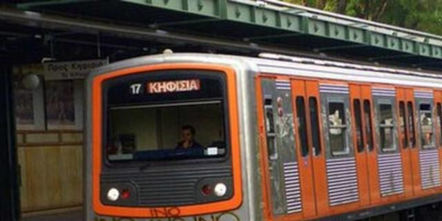 Εκτροχιάστηκε τρένο του ΗΣΑΠ στην Κηφισιά