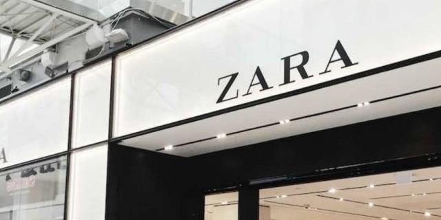 Τα χέρια ψηλά σηκώνουμε μπροστά σε αυτό το καταπληκτικό φόρεμα από τα Zara!