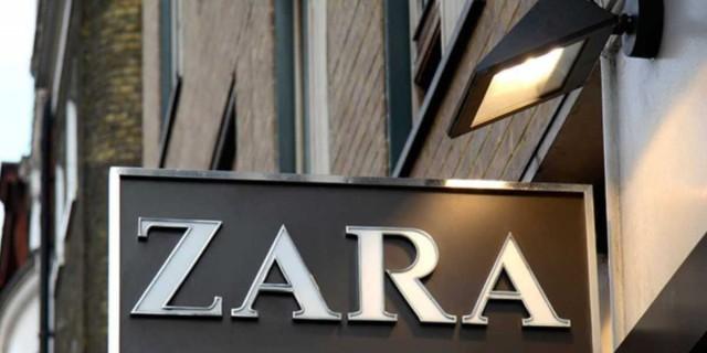 Φρενίτιδα στα Zara - Το στραβό τζιν φόρεμα της νέας συλλογής που