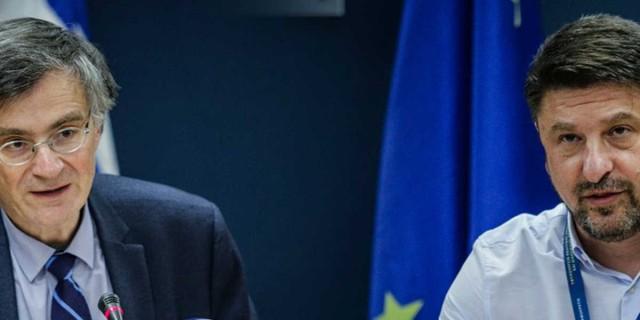 Τσιόδρας - Χαρδαλιάς: Έκτακτη ενημέρωση για τον κορωνοϊό - Σήμερα στις 6 το απόγευμα
