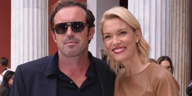 Βίκυ Καγιά: Στο γάμο της με τον Ηλίας Κρασσά δεν φόρεσε νυφικό - Η εμφάνιση των 3.830 ευρώ