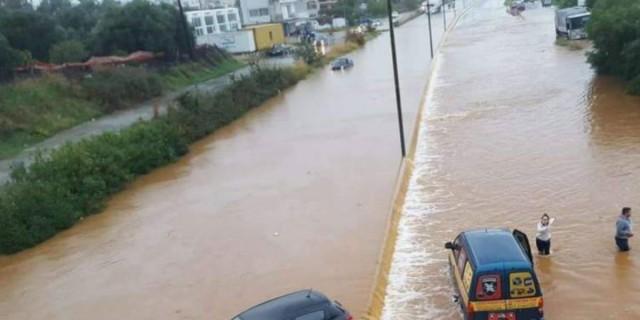 Εύβοια: Οκτώ οι νεκροί από τις πλημμύρες σύμφωνα με πληροφορίες