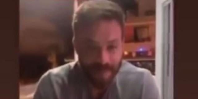 Φουλ ερωτευμένος ο Στέφανος Μιχάηλ από τις 8 Λέξεις - Το απίστευτο βίντεο με τη σύντροφό του
