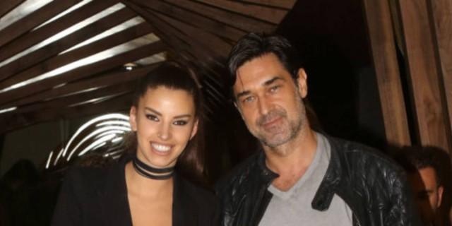 Μπουράκ Χακί: Απαντά στα ελληνικά για τη σχέση του με τη Χαρά Παππά