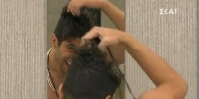 Big Brother: Παίκτης ξύρισε... μπόμπα τα μαλλιά του - Έγινε άλλος άνθρωπος