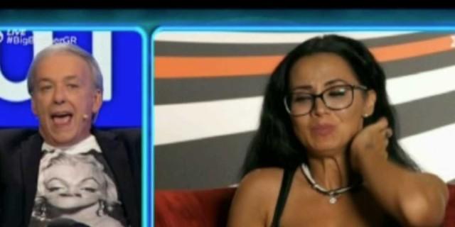 Big Brother: Εκτός εαυτού ο Ανδρέας Μικρούτσικος με το ροζ βίντεο της Χριστίνας