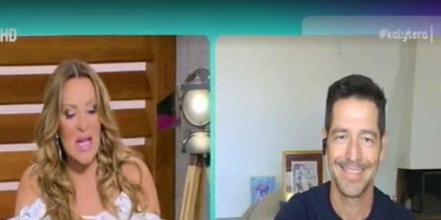 Απόστολος Ρουβάς: Μιλά για την πρώτη του τηλεοπτική εμφάνιση -