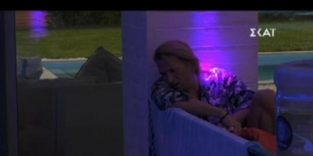 Big Brother: Ήρθαν κοντά Άννα Μαρία και Πυργίδης - «Είσαι σαν άγγελος»
