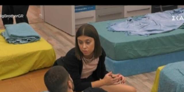 Big Brother: Η εξομολόγηση της Ραΐσα στον Βλαδίμηρο για την προσωπική της ζωή