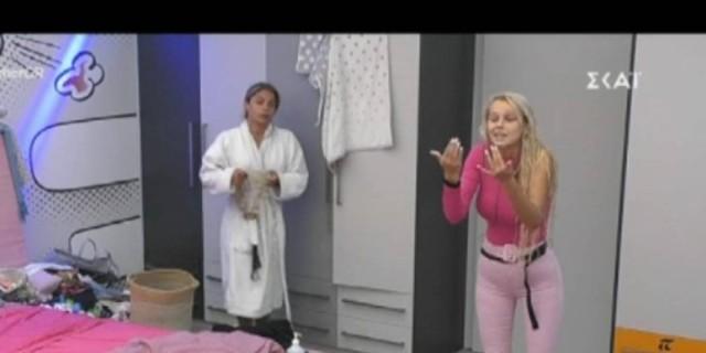 Big Brother: Άναψαν τα αίματα από το πουθενά - Ο καυγάς της Ράνιας με τη Χριστίνα και την Σοφία