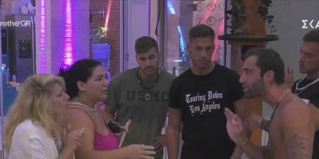 Τα πάνω κάτω στο σπίτι του Big Brother - Αλλάζει