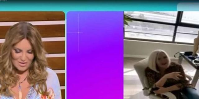 Ευχάριστα νέα για την Ρούλα Κορομηλά - Ανακοινώθηκαν στην εκπομπή της  Γερμανού