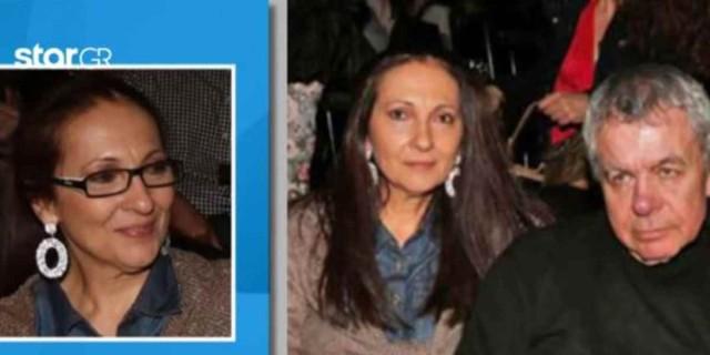 Ράγισε καρδιές η σύζυγος του Γιάννη Πουλόπουλου - «Όταν κατάλαβε ότι θα πεθάνει...»