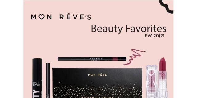 Διαγωνισμός Mon Rêve: 3 σούπερ τυχερές κερδίζουν προϊόντα του αγαπημένου brand για ένα ολοκληρωμένο φθινοπωρινό μακιγιάζ!
