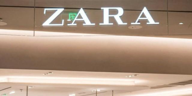 Το εμπριμέ τοπ που θέλουν όλες οι γυναίκες υπάρχει στα Zara μόνο με 15,99!