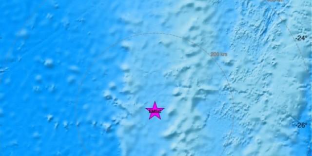 Σεισμός σκέτο θρίλερ - 6,1 Ρίχτερ