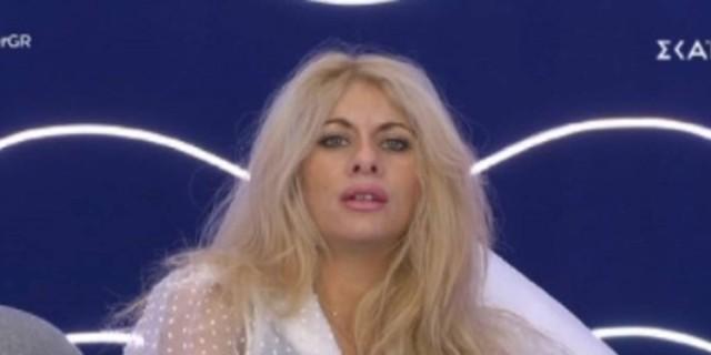 Big Brother: Ξεκάθαρη η Άννα Μαρία - «Με κούρασε, παίζει στρατηγικά»