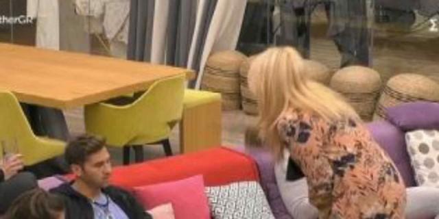 Big Brother: Αδιανόητο ξέσπασμα της Άννας Μαρίας για ένα γάλα -