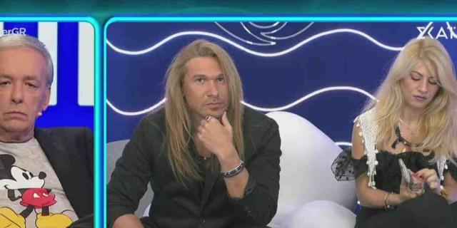 Big Brother: H Άννα Μαρία και ο Πυργίδης ξεκαθάρισαν!