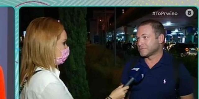 Αριστομένης Γιαννόπουλος: Αφοπλιστική η δήλωση του για την Παναγιώταρου -