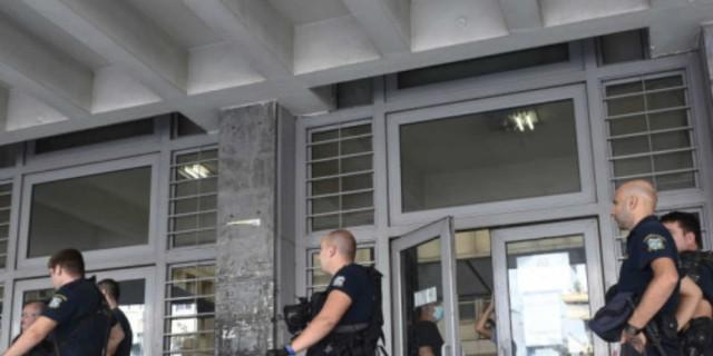 Θεσσαλονίκη: Τηλεφώνημα για βόμβα στα δικαστήρια - Εκκενώθηκαν όλοι οι χώροι