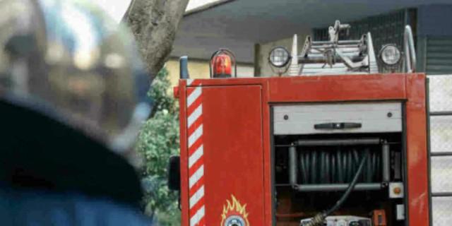 Φωτιά σε εστιατόριο στο Παλαιό Φάληρο!