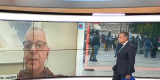 Σε σοκ ο Νίκος Ευαγγελάτος - Συγκλονίζουν οι λεπτομέρειες της επίθεσης του δημοσιογράφου
