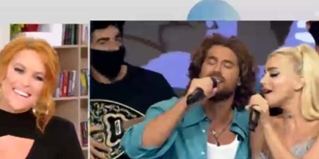Ζόζεφιν - Νάσος Παπαργυρόπουλος: Αυτό απάντησαν όταν τους ρώτησαν αν είναι τελικά ζευγάρι!
