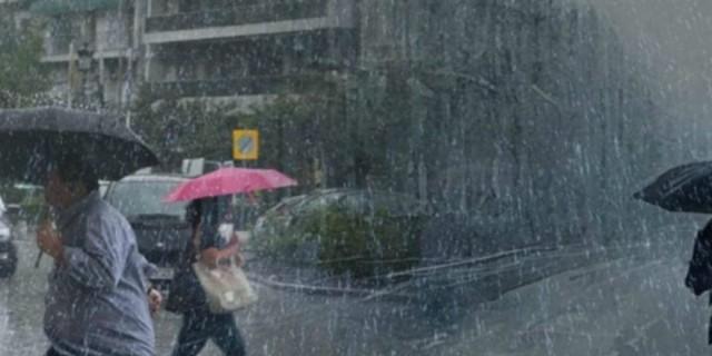 Έκτακτο δελτίο καιρού: Η ΕΜΥ προειδοποιεί - Έρχονται ισχυρές καταιγίδες