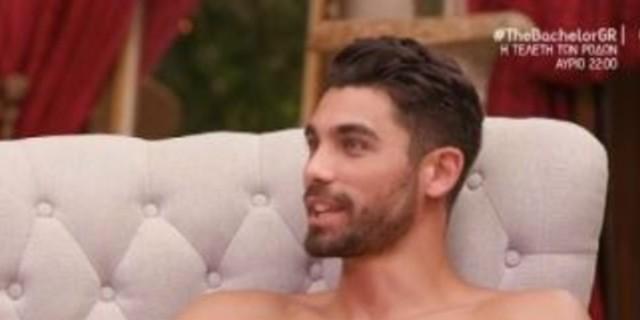 The Bachelor: Γυμνός μπροστά στις παίκτριες ο Βασιλάκος - Έκατσε να τον ζωγραφίσουν