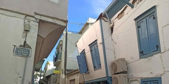 Σεισμός στη Σάμο: Πληροφορίες ότι καταπλακώθηκαν δύο παιδιά από τοίχο