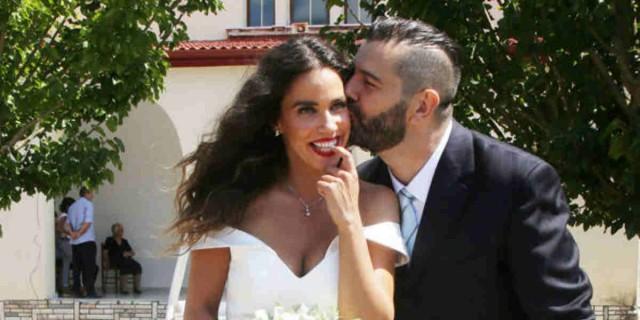 Κατερίνα Στικούδη: Η αποκάλυψη για την επέτειο του γάμου της!