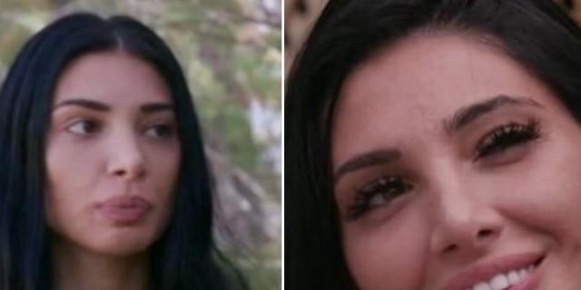 The Bachelor: Η Σία πέταξε τις βλεφαρίδες και παραλίγο να μην την αναγνωρίσουμε - Χαμός στο Twitter