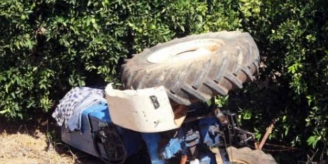 Τραγικός θάνατος στο Ρέθυμνο: 59χρονος καταπλακώθηκε από το τρακτέρ του