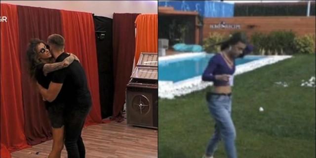 Big Brother: Η Ραΐσα είδε τον Χρήστο να χορεύει με τη Ραμόνα και έφυγε από το σαλόνι