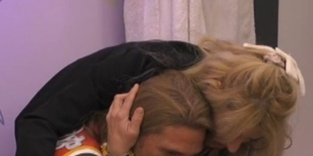 Big Brother: Ήρθαν ξανά κοντά Άννα Μαρία και Πυργίδης - Το τρυφερό στιγμιόυτπο