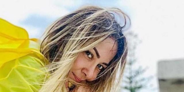 «Βροχή» οι αντιδράσεις στη νέα ανάρτηση της Μελίνας Ασλανίδου