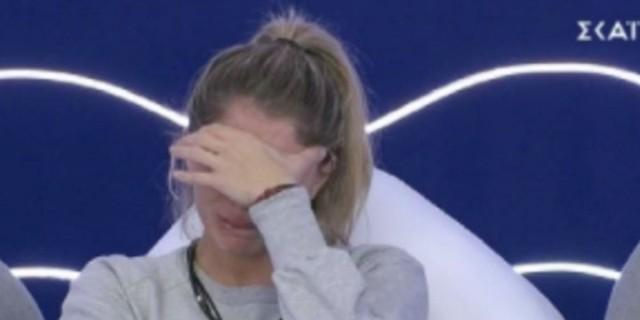 Big Brother: Σε άσχημη ψυχολογική κατάσταση η Σοφία μετά τον καυγά - Ξέσπασε σε λυγμούς