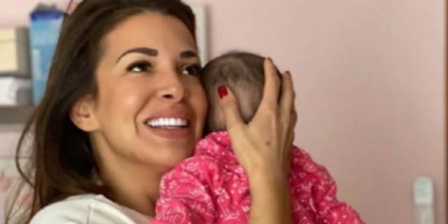 Ατύχημα για την κόρη της Ελένης Χατζίδου - Τι συνέβη
