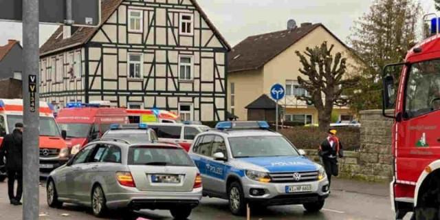 Αυτοκίνητο έπεσε σε πεζούς στην Γερμανία - Πληροφορίες για νεκρούς και τραυματισμένους