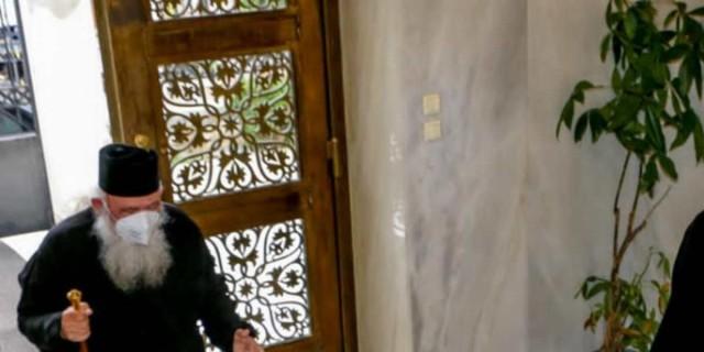 Κορωνοϊός: Σπίτι του στην Αρχιεπισκοπή Αθηνών παραμένει ο Αρχιεπίσκοπος Ιερώνυμος ακολουθώντας θεραπευτική αγωγή