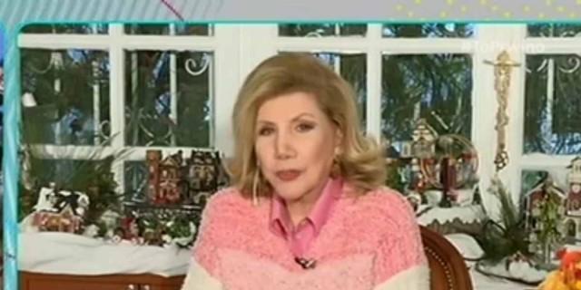 Η Λίτσα Πατέρα τα αποκάλυψε όλα για τα ερωτικά στο Πρωινό - «Το Σ.Κ θα είναι...»