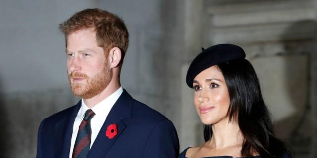 Περιστατικό ντροπής με τον Πρίγκιπα Χάρι και την Μέγκαν Μαρκλ - Πήγαν σε μαγαζί και...