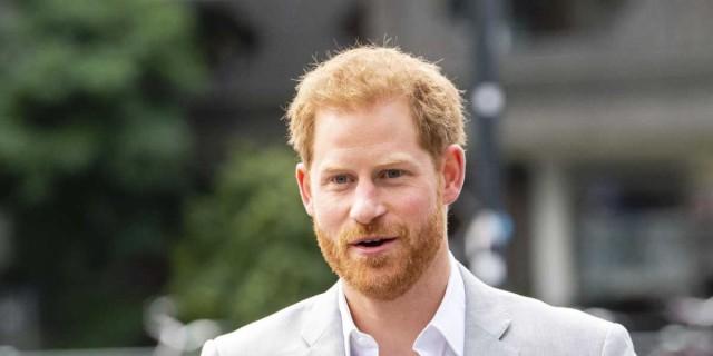 Θρήνος για τον Πρίγκιπα Χάρι