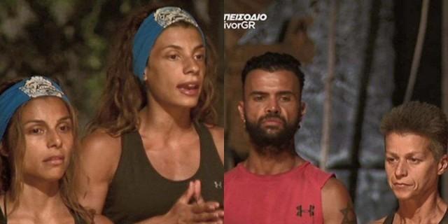 Survivor 4: Πανικός και πάλι με τις προμήθειες - «Υποτιμάτε τη νοημοσύνη μας»